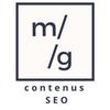 Logo Marie Gouttenoire, chargée de projet site aw-eck, content manager, rédaction