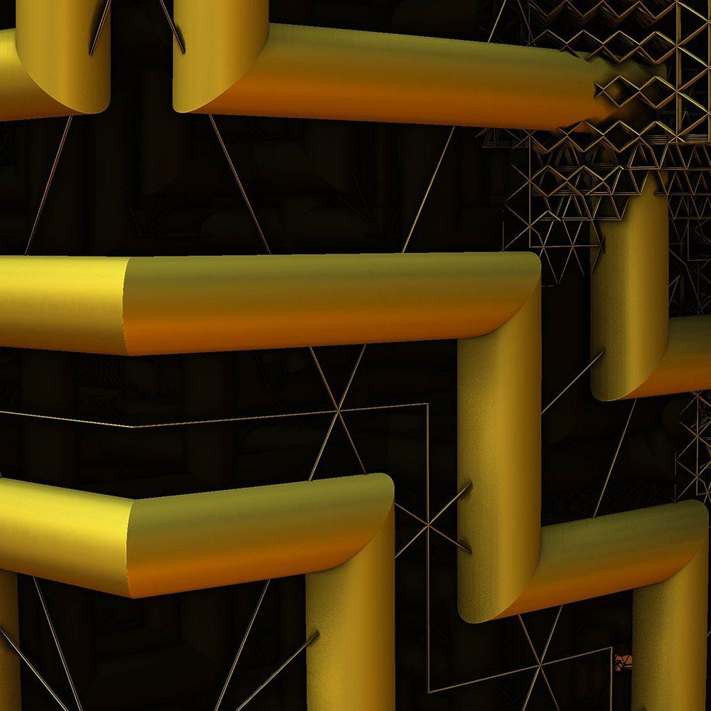 Photo en projection BIM de tuyaux pour illustrer l'article sur les ingénieurs fluides de aw-eck