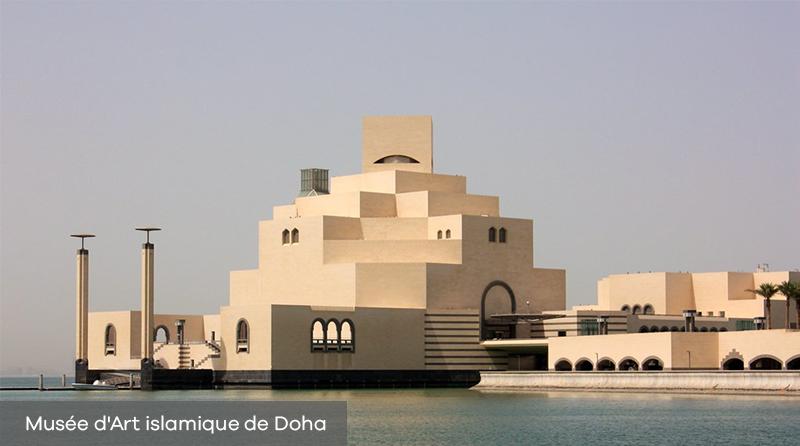 Décès de Ieoh Ming Pei : Musée de l'Art Islamique à Doha, Qatar