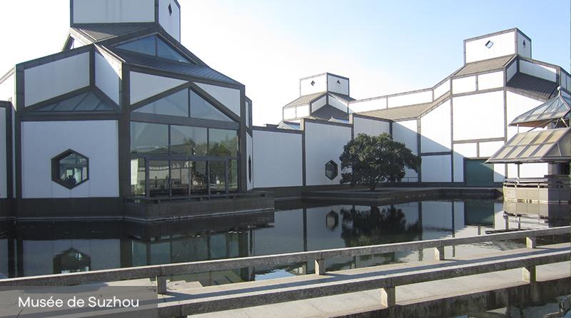 Décès de Ieoh Ming Pei : le musée Suzhou Museum à Suzhou, Chine