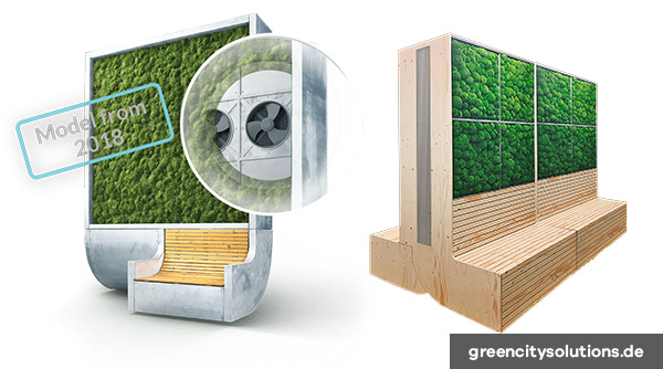 Les solutions de l'entreprise GreenCitySolution