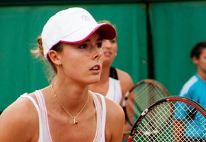 Joueuse du tournoi Open 6ème sens 2020 - Alize Cornet