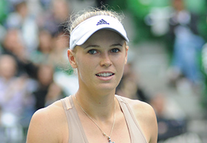 Joueuse du tournoi Open 6ème sens 2020 - Caroline Wozniacki